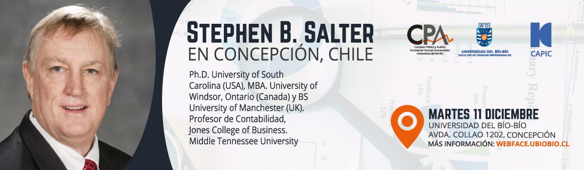 Conferencia Internacional en Contabilidad y Transparencia – Stephen B. Salter